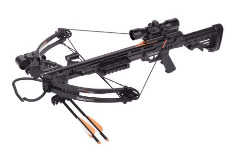 Crossbow vs. compound bow