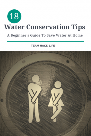 Water Conservation Tips Pinterest Pin